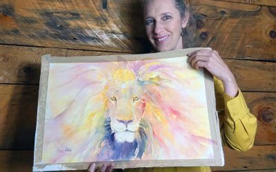Lion's Gate 2021 Explained Through Sacred Art